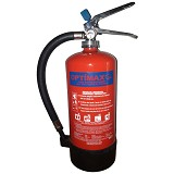 OPTIMAX Fire Extinguisher ABC Dry Chemical Powder (Store Pressure) DC-3